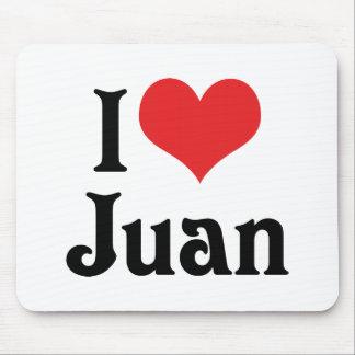 I Liebe Juan Mauspad