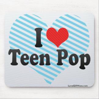 I Liebe-jugendlich Pop Mauspad