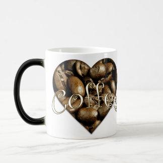 I Liebe-Kaffee-Herz Verwandlungstasse
