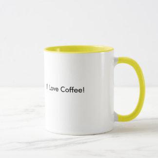 I Liebe-Kaffee! Tasse