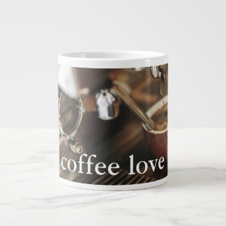 I Liebe-Kaffee-Tasse Jumbo-Tasse