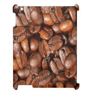 I Liebe-Kaffeebohnen iPad Hülle