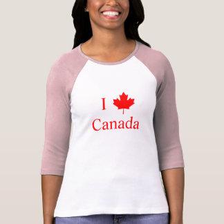 I Liebe Kanada T-Shirts