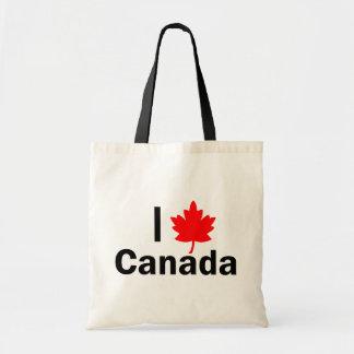 I Liebe Kanada Taschen