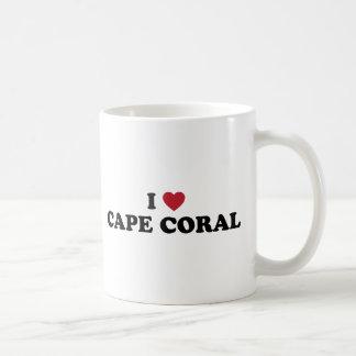 I Liebe-Kap-Koralle Florida Kaffeetasse
