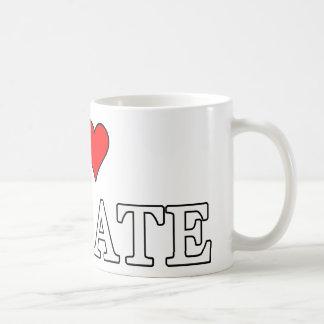 I Liebe-Karate-Tasse Kaffeetasse