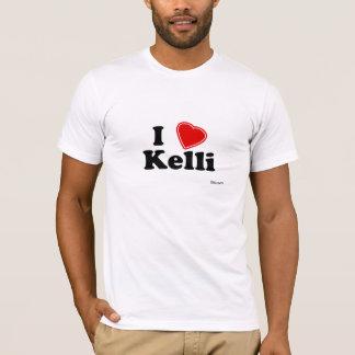 I Liebe Kelli T-Shirt