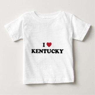 I Liebe Kentucky Baby T-shirt