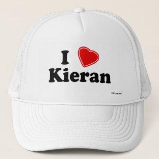 I Liebe Kieran Truckerkappe