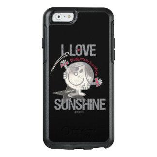 I Liebe-kleines Fräulein Sunshine OtterBox iPhone 6/6s Hülle