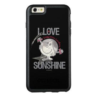 I Liebe-kleines Fräulein Sunshine OtterBox iPhone 6/6s Plus Hülle