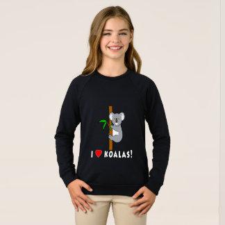 I Liebe-Koala! Sweatshirt