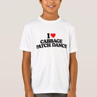 I LIEBE-KOHL-FLECKEN-TANZ T-Shirt