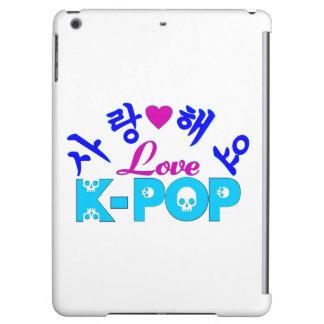 ♪♥I Liebe KPop Fab iPad Air harte Muschel Case♥♫