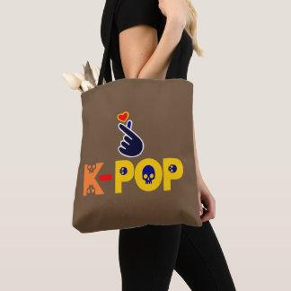 ♪♥I Liebe KPop fabelhafter klassischer Chic-ganz Tasche