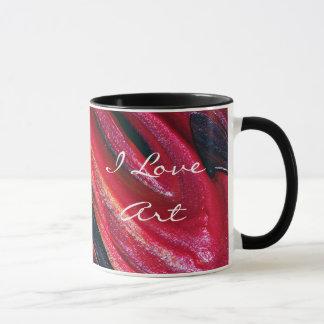 I Liebe-Kunst-Kaffee-Tasse Tasse