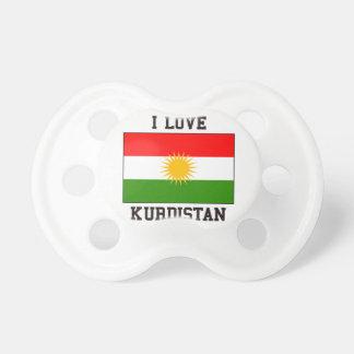 I Liebe-Kurdistan Schnuller