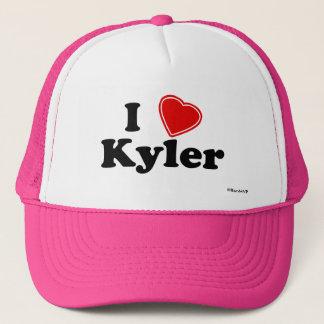 I Liebe Kyler Truckerkappe