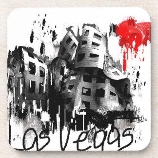 I Liebe Las Vegas Getränkeuntersetzer