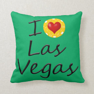 I Liebe Las Vegas Kissen