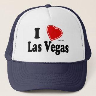 I Liebe Las Vegas Truckerkappe