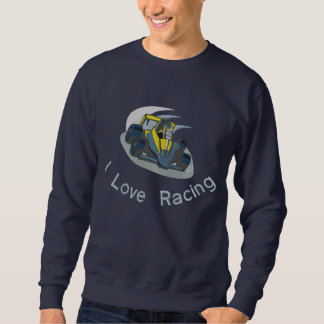 I Liebe-Laufen Sweatshirt