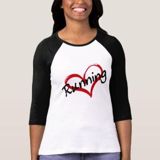 I Liebe-Laufen T-Shirt