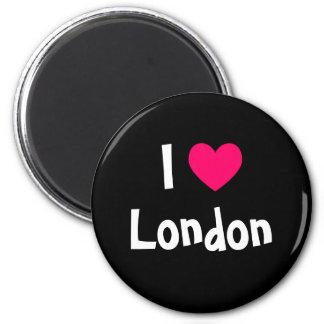 I Liebe London Kühlschrankmagnet