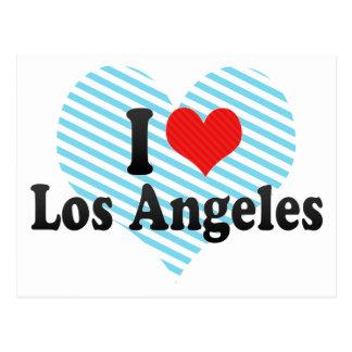I Liebe Los Angeles Postkarte