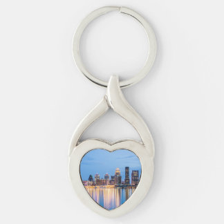 I Liebe Louisville Keychain Schlüsselanhänger