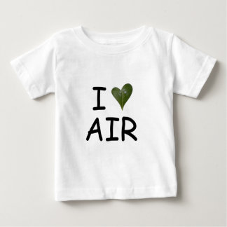 I Liebe-Luft Baby T-shirt