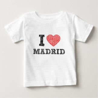 I Liebe Madrid Baby T-shirt