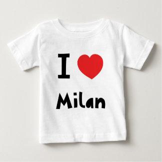 I Liebe Mailand Baby T-shirt