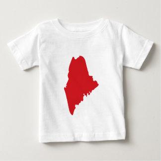 I Liebe Maine Baby T-shirt