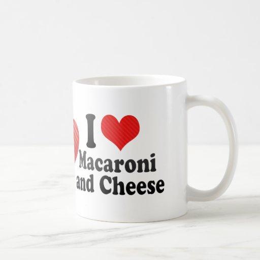 I Liebe-Makkaroni+und Käse Haferl