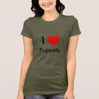 I LIEBE-MARIONETTEN T-Shirt