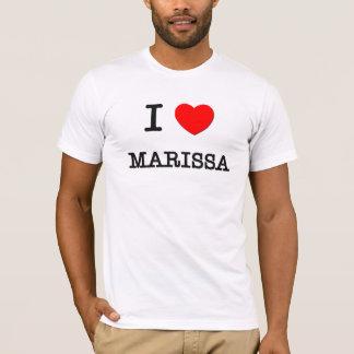 I Liebe Marissa T-Shirt
