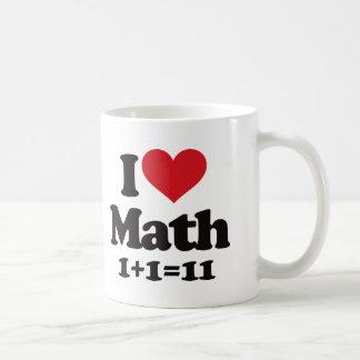 I Liebe-Mathe! Kaffeetasse