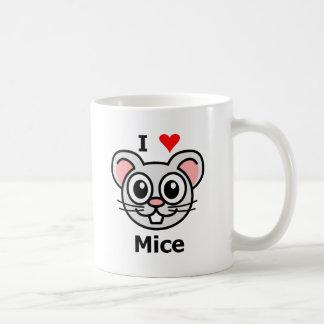 I Liebe-Mäuse Kaffeetasse