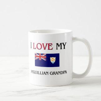 I Liebe mein Anguillian Großvater Kaffeetasse