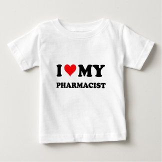 I Liebe mein Apotheker Baby T-shirt