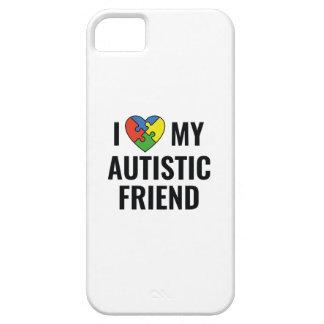 I Liebe mein autistischer Freund iPhone 5 Hülle
