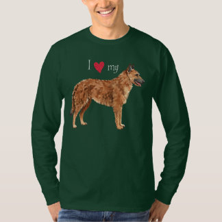 I Liebe mein belgischer Laekenois T-Shirt