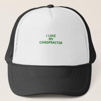 I Liebe mein Chiropraktor Truckerkappe