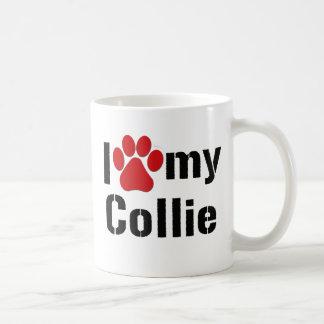 I Liebe mein Collie Tasse