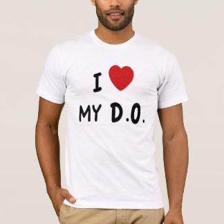 I LIEBE MEIN D.O. T-Shirt