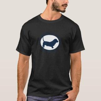 I Liebe mein Dachshund-Jagdhund T-Shirt
