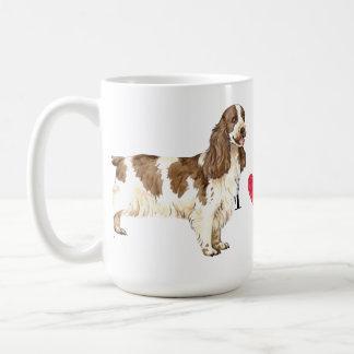 I Liebe mein englischer Cockerspaniel Kaffeetasse