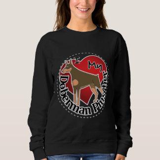 I Liebe mein entzückender lustiger u. niedlicher Sweatshirt