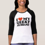 I Liebe mein Geeky Ehemann